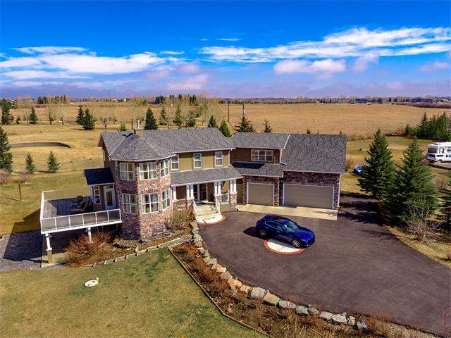 MLS® #C4135230 - 30070 Twp RD 254 in Bearspaw_Calg Rural Rocky View County, Detached