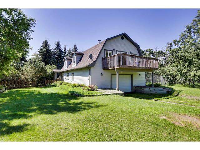 MLS® #C4135673 - 262267 Twp RD 264 in None Rural Rocky View County, Detached
