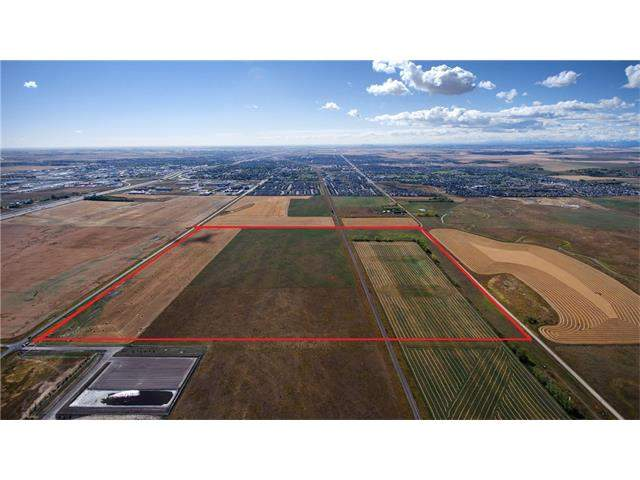 MLS® #C4135837 - 10018 Dickson Stevenson Tr Nw in None Airdrie, Land