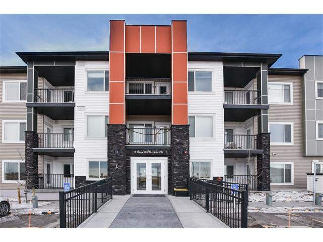 MLS® #C4136188 - #101 16 Sage Hill Tc Nw in Sage Hill Calgary, Apartment