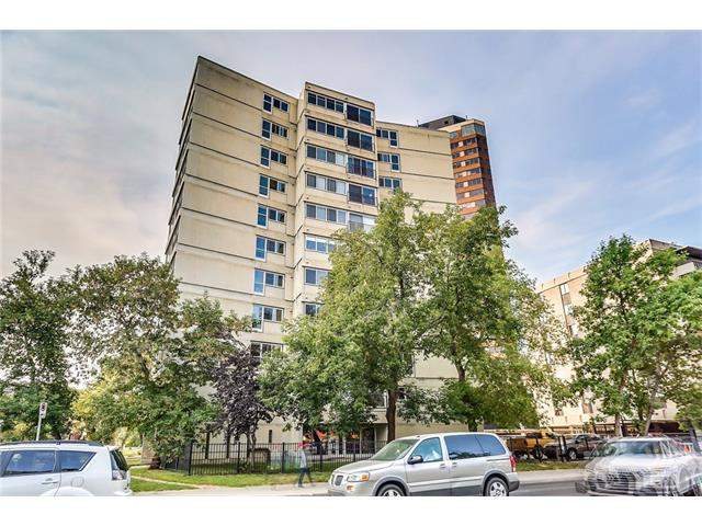 MLS® #C4136257 - #801 1209 6 ST Sw in Beltline Calgary, Apartment