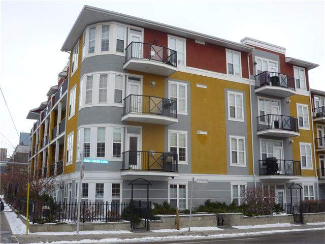 MLS® #C4136532 - #114 208 Holy Cross Ln Sw in Mission Calgary, Apartment