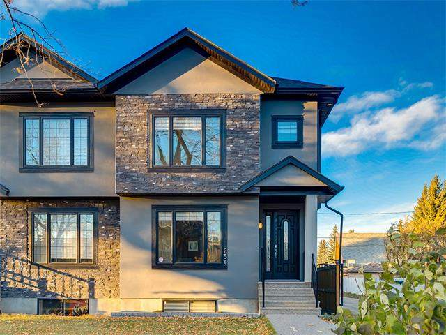 MLS® #C4136723 - 254 24 AV Ne in Tuxedo Park Calgary, Attached