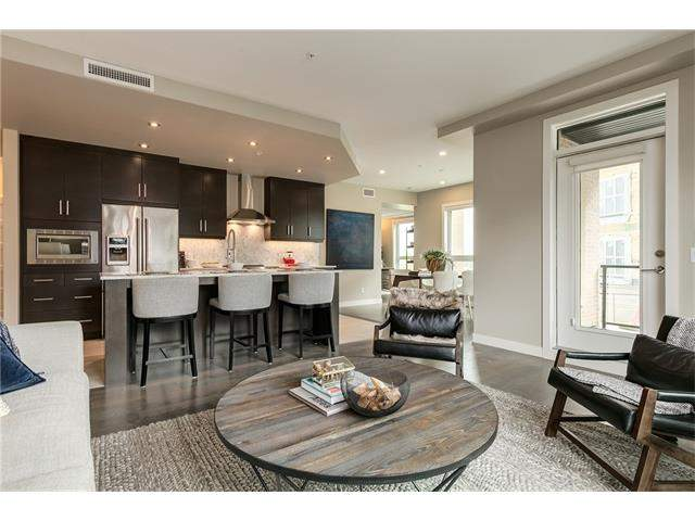 MLS® #C4136988 - #204 145 Burma Star RD Sw in Currie Barracks Calgary, Apartment