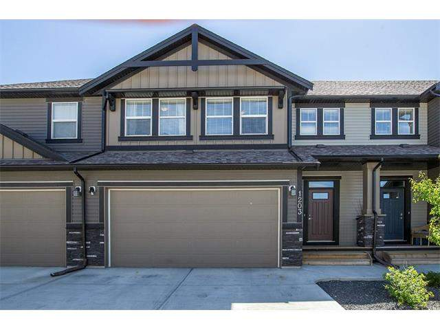 MLS® #C4137148 - #1203 1086 Williamstown Bv Nw in Williamstown Airdrie, Attached
