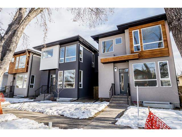 MLS® #C4137690 - 428 10 ST Ne in Bridgeland/Riverside Calgary, Detached