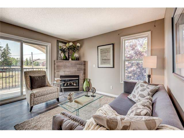 MLS® #C4137771 - #305 3912 Stanley RD Sw in Parkhill Calgary, Apartment