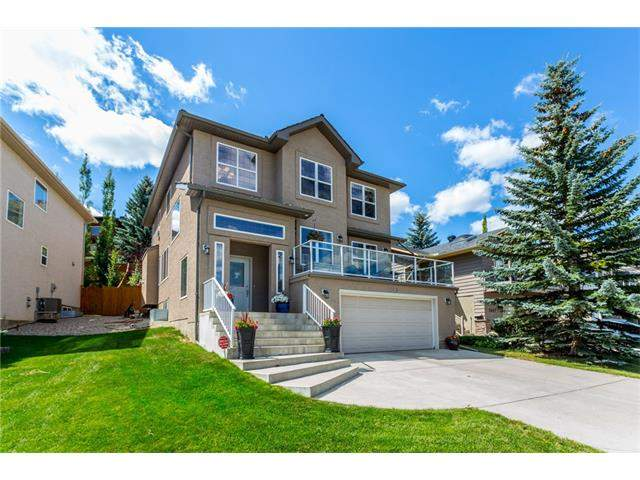 MLS® #C4137925 - 5643 Coach Hill RD Sw in Coach Hill Calgary, Detached
