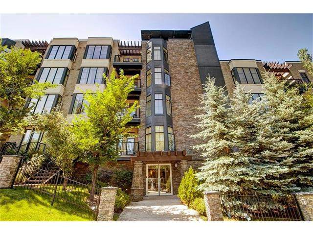 MLS® #C4138620 - #111 2307 14 ST Sw in Bankview Calgary, Apartment