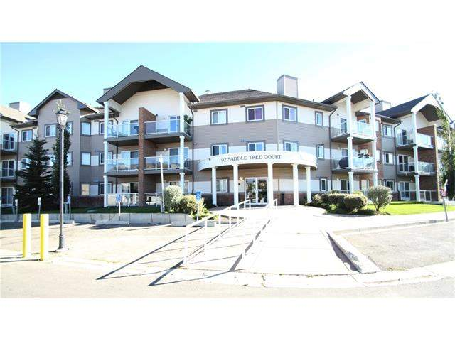 MLS® #C4138784 - #108 92 Saddletree Co Ne in Saddle Ridge Calgary, Apartment