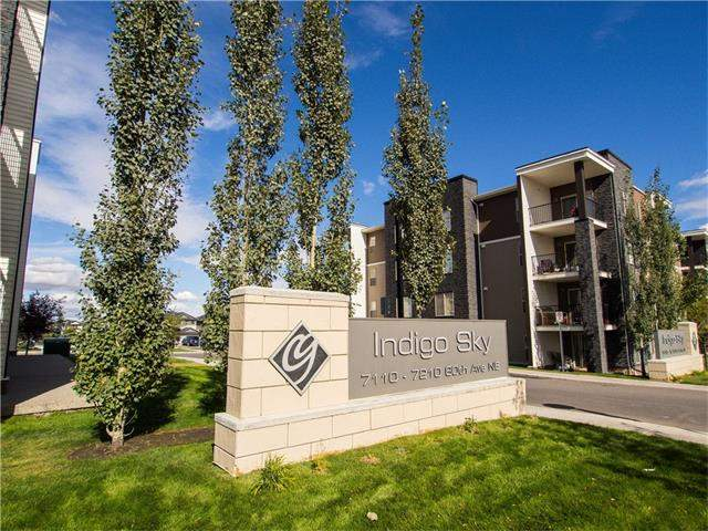 MLS® #C4139969 - #122 7210 80 AV Ne in Saddle Ridge Calgary, Apartment