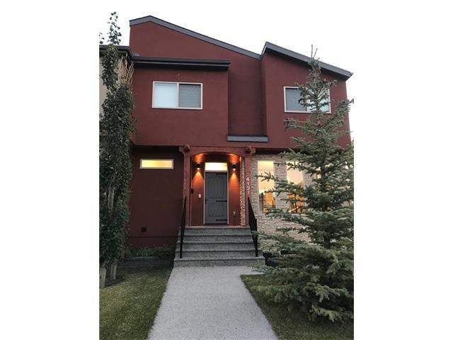 MLS® #C4140150 - 4121 7 AV Sw in Rosscarrock Calgary, Attached