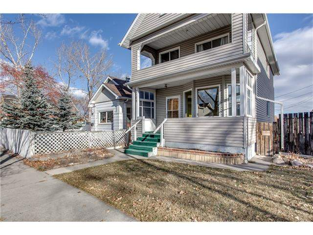MLS® #C4140168 - 2108 8 AV Se in Inglewood Calgary, Detached