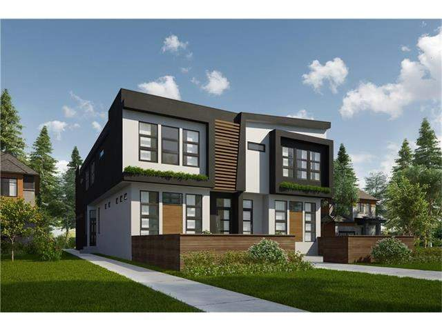 MLS® #C4140430 - #1 137 24 AV Ne in Tuxedo Park Calgary, Attached