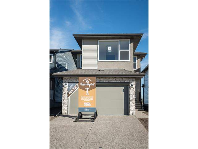 MLS® #C4140577 - 101 Walgrove Gd Se in Walden Calgary, Detached