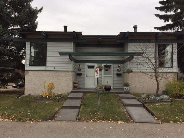 #1a 333 Braxton PL Sw, Calgary Braeside real estate, Attached Braeside Estates homes for sale
