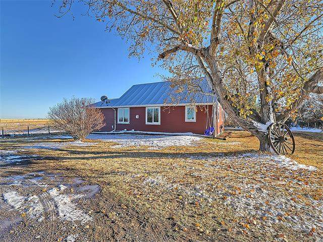 MLS® #C4141249 130031 Range Road 264 T0L 0T0 Claresholm