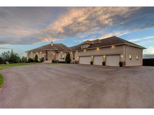 MLS® #C4141557 - 25 Bearspaw Pointe Wy in Bearspaw Pointe Rural Rocky View County, Detached