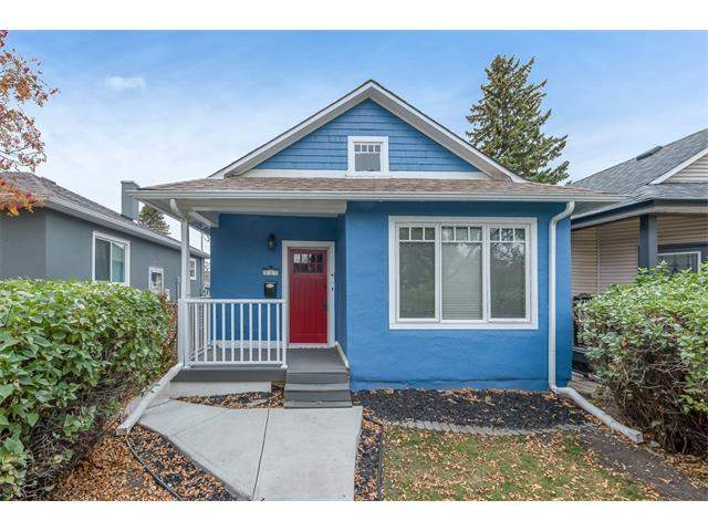 MLS® #C4142079 - 227 14 AV Ne in Crescent Heights Calgary, Detached