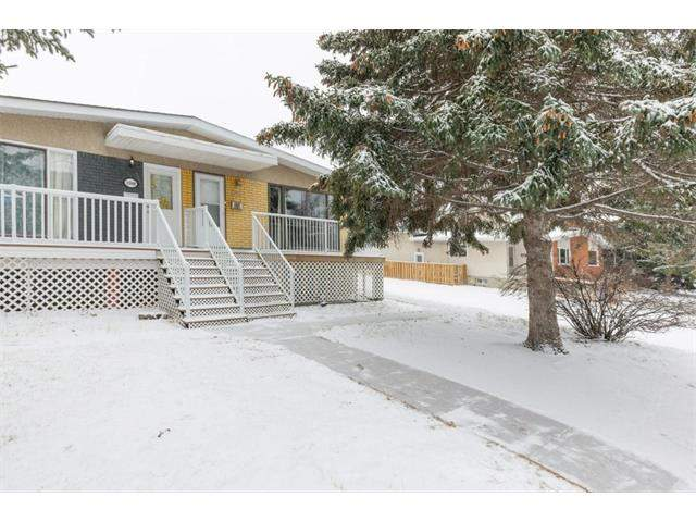 MLS® #C4143179 - 1711 23 AV Nw in Capitol Hill Calgary, Attached