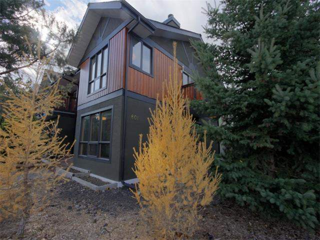 MLS® #C4143419 - #4 801 5th St in South Canmore Canmore, Attached