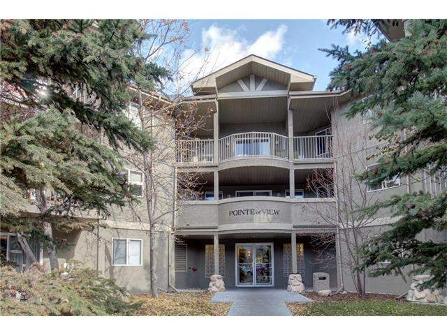 MLS® #C4143638 - #312 115 Elk Run Bv in None Canmore, Apartment