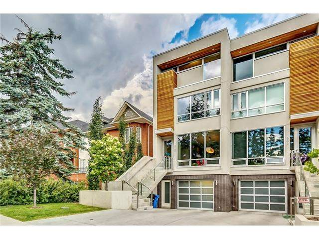 MLS® #C4143712 - 910 Royal AV Sw in Lower Mount Royal Calgary, Attached