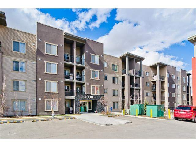 MLS® #C4143878 - #4101 403 Mackenzie WY Sw in Downtown Airdrie, Apartment