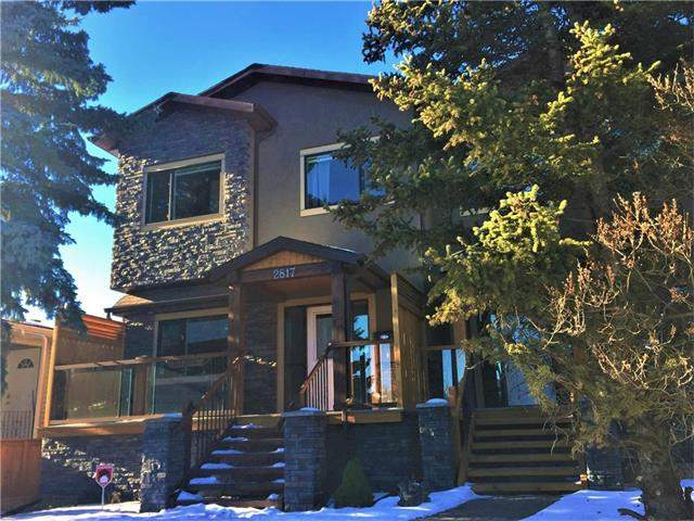 MLS® #C4144391 - 2817 25 ST Sw in Richmond Calgary, Attached