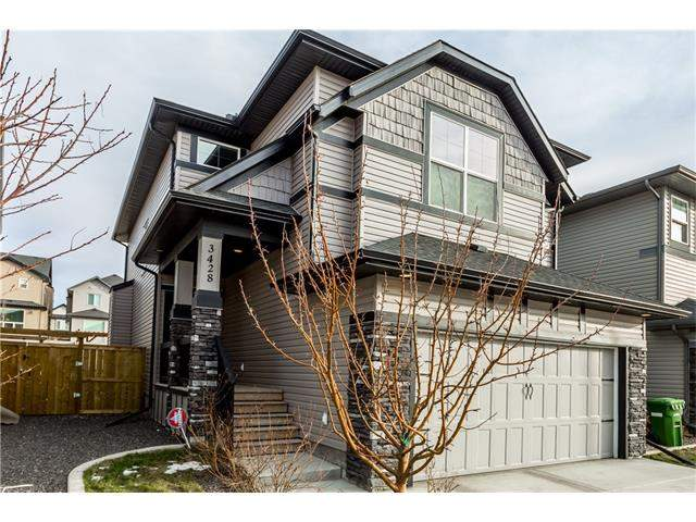 MLS® #C4144463 - 3428 Hillcrest Ri Sw in Hillcrest Airdrie, Detached