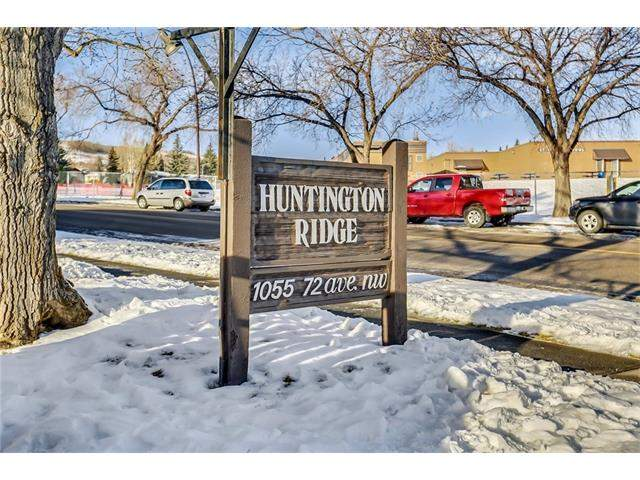 MLS® #C4144641 - #19 1055 72 AV Nw in Huntington Hills Calgary