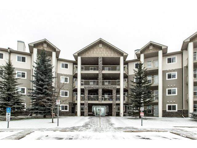 MLS® #C4144702 - #314 5000 Somervale Co Sw in Somerset Calgary, Apartment