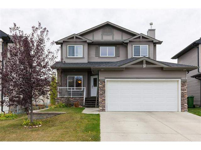 MLS® #C4144963 - 12 Canoe Cv Sw in Canals Airdrie, Detached
