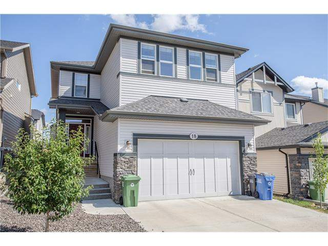 MLS® #C4145023 - 18 Heritage Ld in Heritage Hills Cochrane, Detached