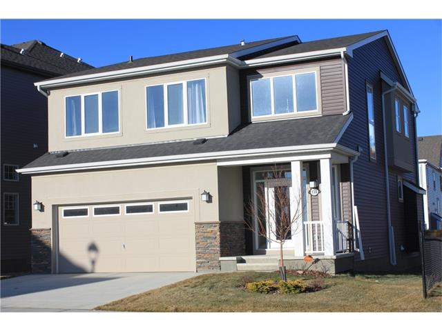MLS® #C4145330 - 138 Osborne Ri in Windsong Airdrie, Detached