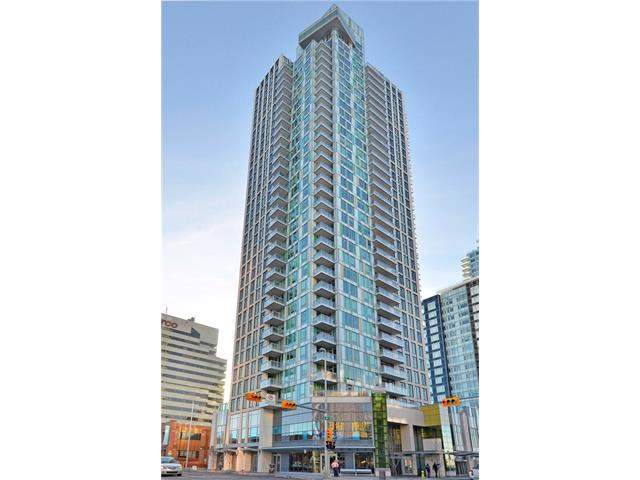 MLS® #C4145565 - #1402 901 10 AV Sw in Beltline Calgary, Apartment