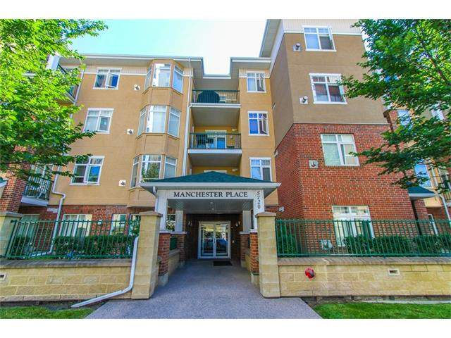 Manchester real estate listings #210 5720 2 ST Sw, Calgary