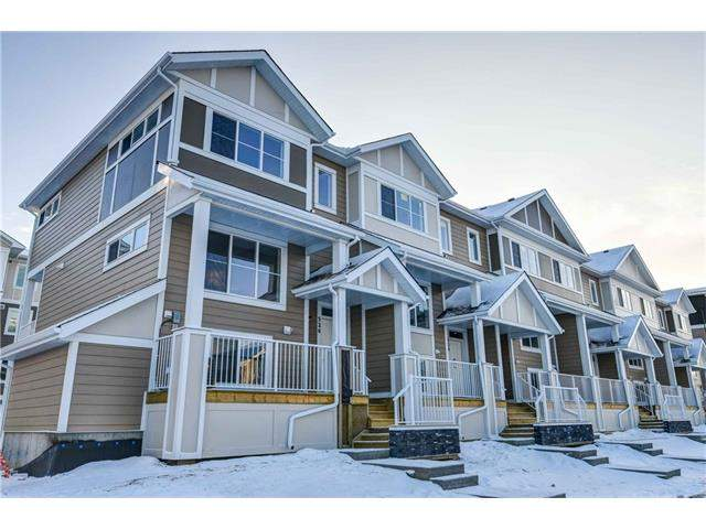 MLS® #C4146407 - 528 Cranford DR Se in Cranston Calgary, Attached