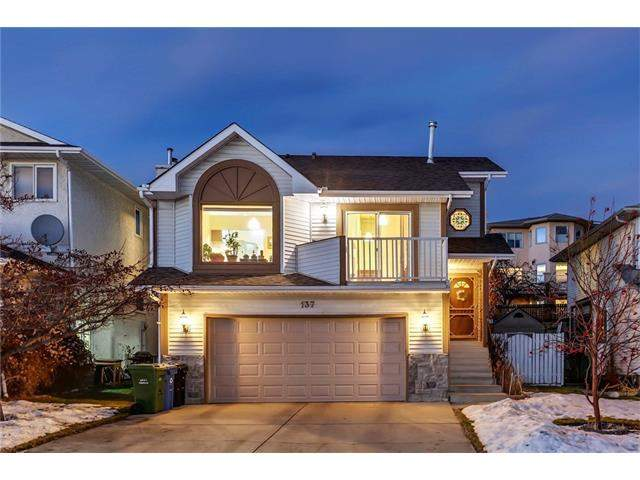 MLS® #C4146735 - 137 Hawkdale CL Nw in Hawkwood Calgary, Detached