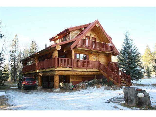 MLS® #C4146907 - 6 Ghost Country Pl in None Waiparous, Detached