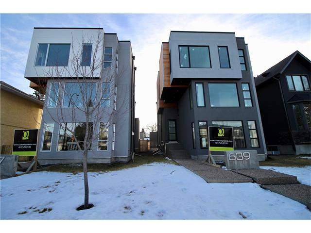 MLS® #C4147069 - 639 26 AV Nw in Mount Pleasant Calgary, Detached