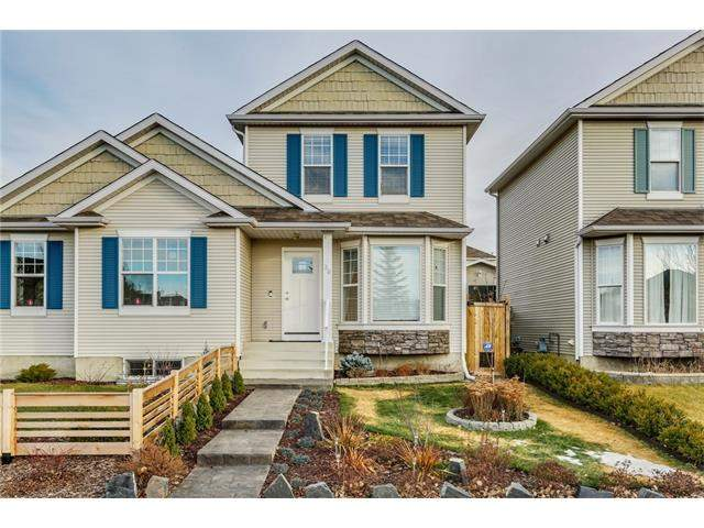 MLS® #C4147175 - 36 Cramond DR Se in Cranston Calgary, Attached