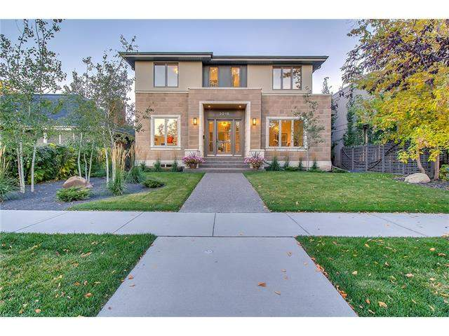 Roxboro real estate listings 3018 3 ST Sw, Calgary