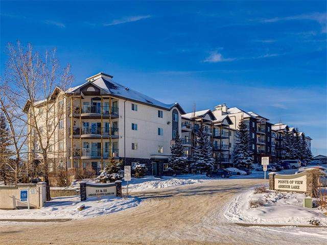 MLS® #C4147444 - #304 33 Arbour Grove CL Nw in Arbour Lake Calgary, Apartment