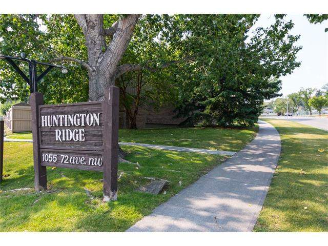 MLS® #C4147711 - #112 1055 72 AV Nw in Huntington Hills Calgary