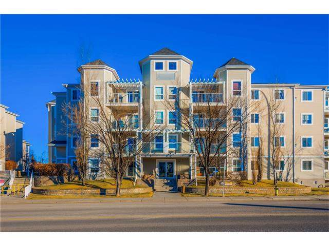 MLS® #C4147819 - #208 280 Shawville WY Se in Shawnessy Calgary, Apartment