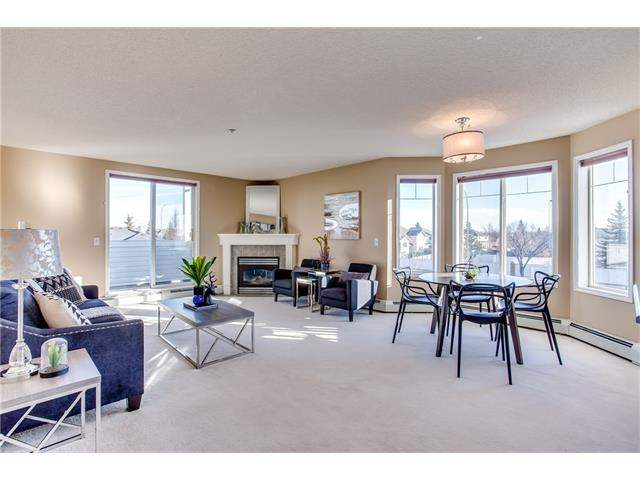 MLS® #C4162081 - #302 9 Country Village BA Ne in Country Hills Village Calgary