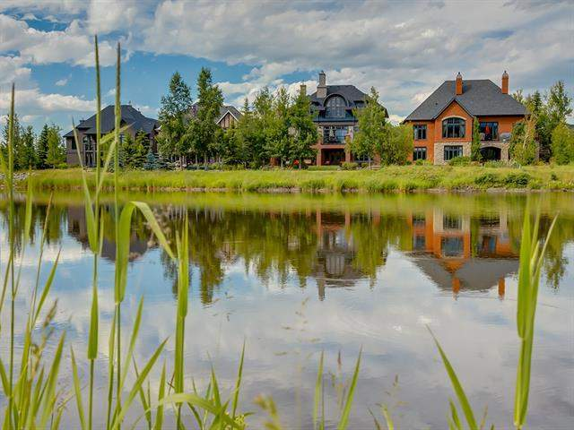 15 Crooked Pond Gr in Elbow Valley Estates Rural Rocky View County MLS® #C4162283