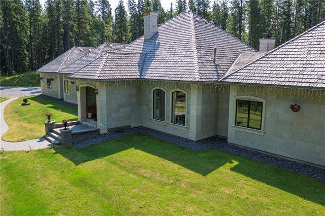 23 Highlands Tc, Bragg Creek  The Highlands homes for sale