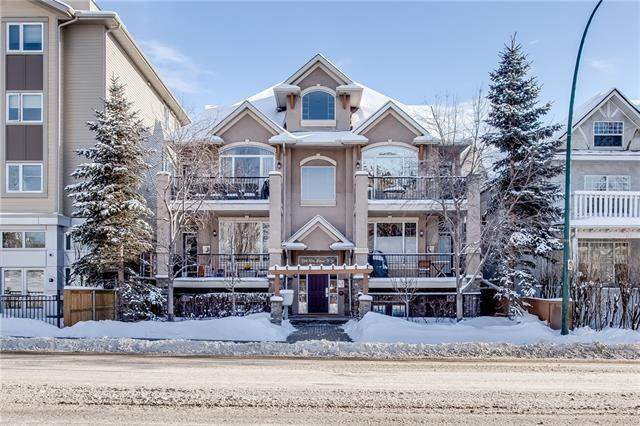 Sunnyside real estate listings #2 824 10 ST Nw, Calgary